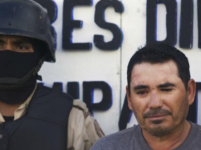 Santiago Meza López. El pozolero del Teo se deshizo de los cadáveres de por lo menos 300 personas, arrojándolas a un contenedor de sosa caustica.