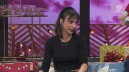 Natalia Téllez cuenta que el trabajo de su papá asustaba a sus compañeritas de la escuela