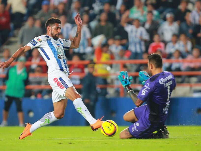 Pachuca v Santos Laguna - Torneo Clausura 2018 Liga MX