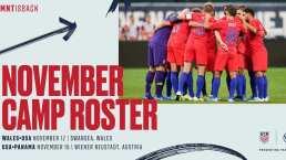 ¡Podrían eliminarse en la UEFA! Selección de USA en modo 'europeo'