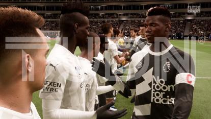 El popular videojuego de futbol, FIFA 20, se ha pronunciado en contra del racismo y a favor del movimiento Black Lives Matter en un acto en contra de la discriminación por el color de la piel y a favor de la diversidad.