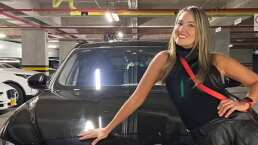 """Daniella Álvarez maneja por primera vez en su automóvil de lujo: """"Después de tanto dolor, la vida me sorprende"""""""