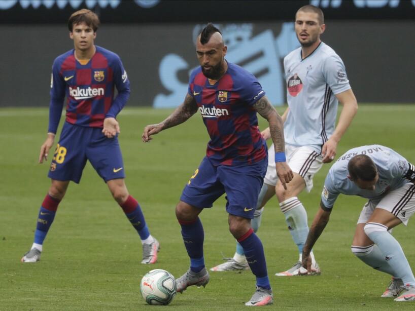 Vidal-Barcelona-Messi