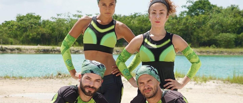 ¡De las telenovelas a 'Reto 4 Elementos'!