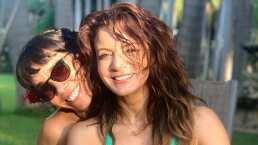 Silvia Navarro niega relación sentimental con otra mujer, aclara que es su amiga