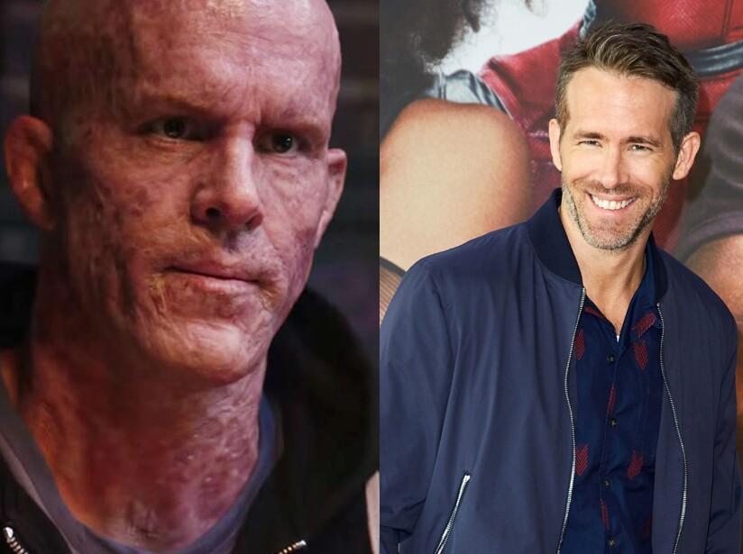 Así luce el elenco de 'Deadpool 2' en la vida real