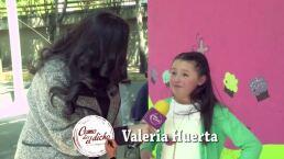 ¡Valeria Huerta representa a los niños que no pueden ayudar a su familia!