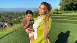 Stormi Webster ya va a la escuela y Kylie Jenner lo presume en redes sociales: '¡Primer día de clases!'