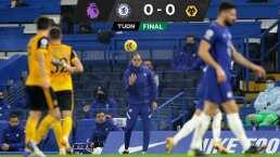 Wolves empata con Chelsea y prolonga sequía de victorias