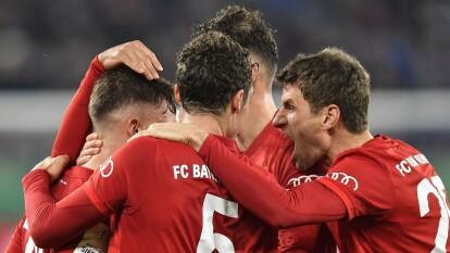 El Bayern München es el equipo con la plantilla más cara de la Bundesliga y tiene a 11 jugadores, más uno a préstamo, que valen más que algunos equipos del futbol alemán. Te contamos quienes son.