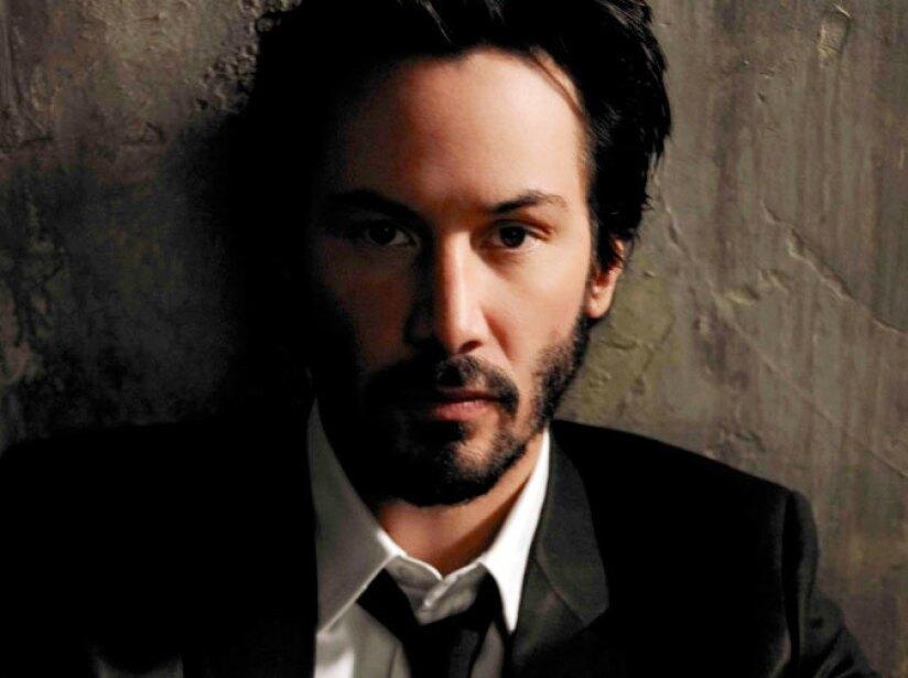 Keanu Reeves busco el papel para Batman v Superman Dawn of Justice pero obviamente no lo consiguio.