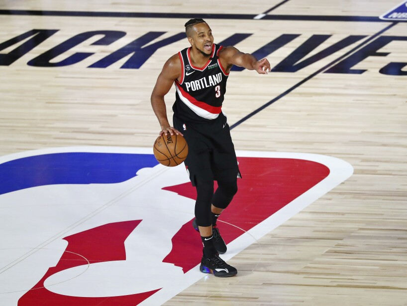 Trail Blazers Mavericks Basketball