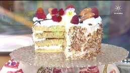 RECETA: Pastel de hot cakes sin horno