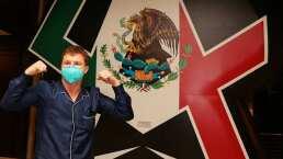 'Canelo' Álvarez ya está en Miami para medirse ante Avni Yildirim