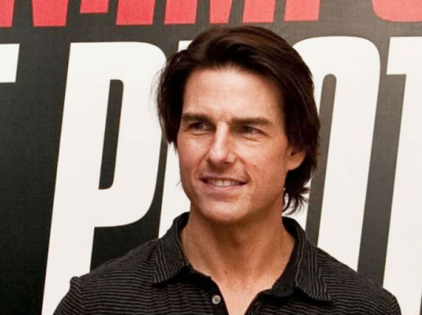 Tom Cruise, nacido en Nueva York, el 3 de julio de 1962, se volvió ídolo con Top Gun, Entrevista con el vampiro y Misión Imposible. ¡Lo amamos!