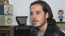 José Madero lanza su tercer libro 'Pesadillas para cenar'