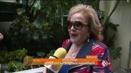 Silvia Pinal regresa a la TV