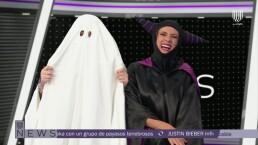 Conductoras de 'U News' vs. famosos: ¿Cuáles son los peores disfraces?