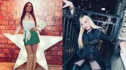 Lucía Méndez se 'enfrentó' al ego de Madonna; estas Barbies recrearon la historia