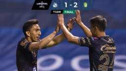 ¡A los cuartos de final! León venció a Puebla y es más líder
