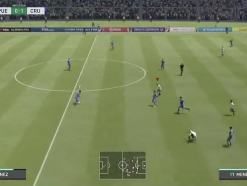 Puebla vs Cruz Azul, eLiga MX, 5.png
