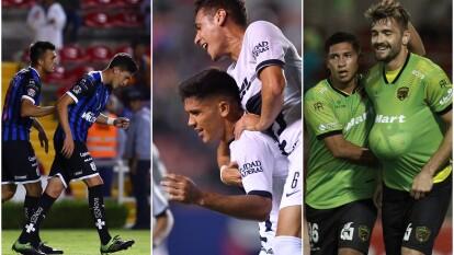 Resumen de la quinta jornada de Copa MX.