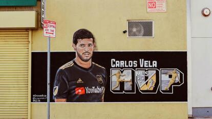 La pasión por Carlos Vela ha rebasado fronteras en territorio norteamericano
