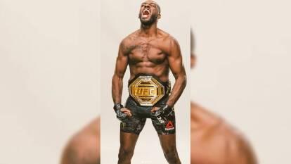 Jon 'Bones' Jones, respetado en el octágono y en las calles de Nuevo México | Lo que debes conocer del campeón de la UFC que apoyará a los afectados por las protestas tras la muerte de George Floyd.