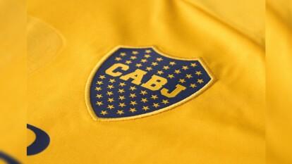 Este es el nuevo jersey de Boca Juniors | El legendario club argentino festeja los 80 años de su estadio, La Bombonera.