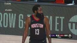 Rockets aprovecha ausencia de LeBron James para vencer a Lakers