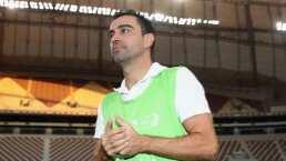 ¿Por qué Xavi rechazó dirigir al Barcelona?