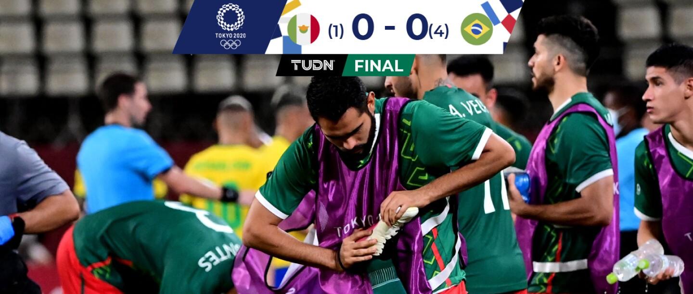 Tokio' el dolor del mundo: penales apartan a México del oro | Juegos  Olímpicos | TUDN