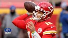 ¿Se equivocaría la NFL si deja jugar a Patrick Mahomes?