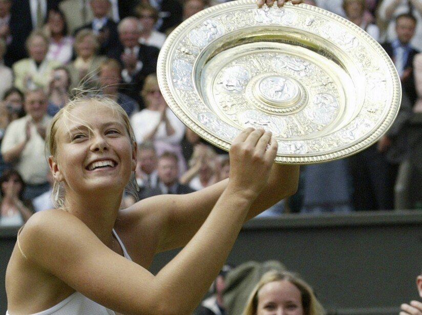 Sharapova Retires Tennis