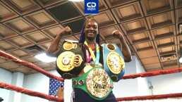 Claressa Shields, una campeona que le ganó al sufrimiento