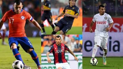 Gary Alexis Medel Soto, nació en Conchalí, Chile,el 3 de agosto de 1987, es un futbolista chileno que juega como defensa central o volante de contención.