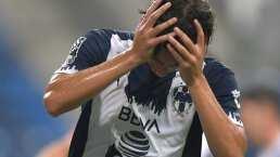 Monterrey pierde a un jugador por los próximos nueve meses
