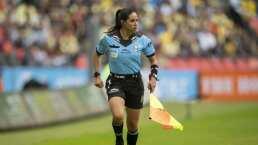 ¡Histórico! Karen Díaz, asistente dos, primera mujer en Final de vuelta de Liga BBVA MX