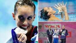 Ona Carbonell: la mujer con más medallas en la historia de los Mundiales de natación