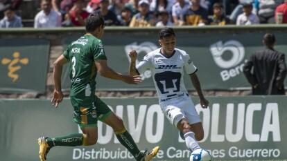 UAEM 0-0 UNAM. Potros se va de la Copa MX con un punto; Pumas avanza de ronda como primero de grupo con ocho puntos.