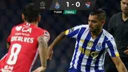 Tecatito ordenó el ataque con el que Porto sacó la victoria
