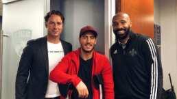 Eden Hazard reaparece en la MLS