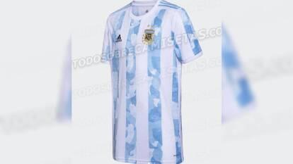 Los representativos de Argentina, Chile y Colombia podrían utilizar estos diseños para la siguiente edición de la justa continental.