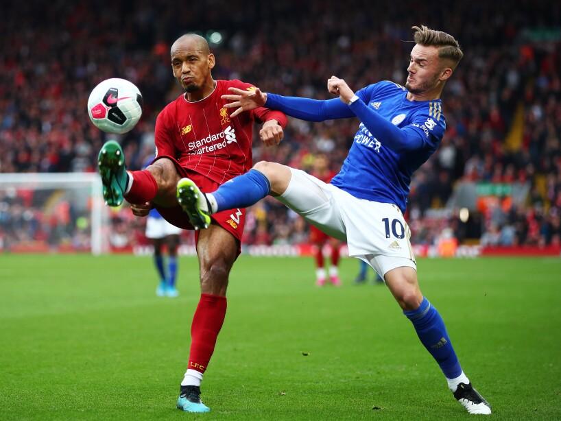 En el Anfield, los locales llegan a ocho partidos jugados sin conocer la derrota en la Premier League.