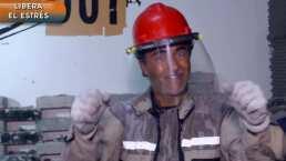 Raúl Araiza deja salir la furia que llevaba dentro con esta técnica para liberar el estrés