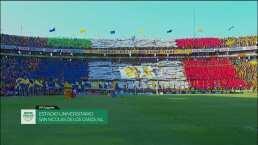 Espectacular mosaico para Gignac tras ser máximo goleador
