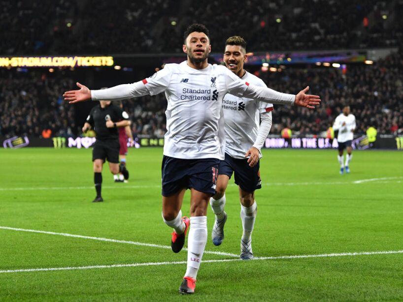 West Ham United v Liverpool FC - Premier League