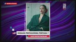 Rosalía protagoniza la portada de Vogue y luce espectacular