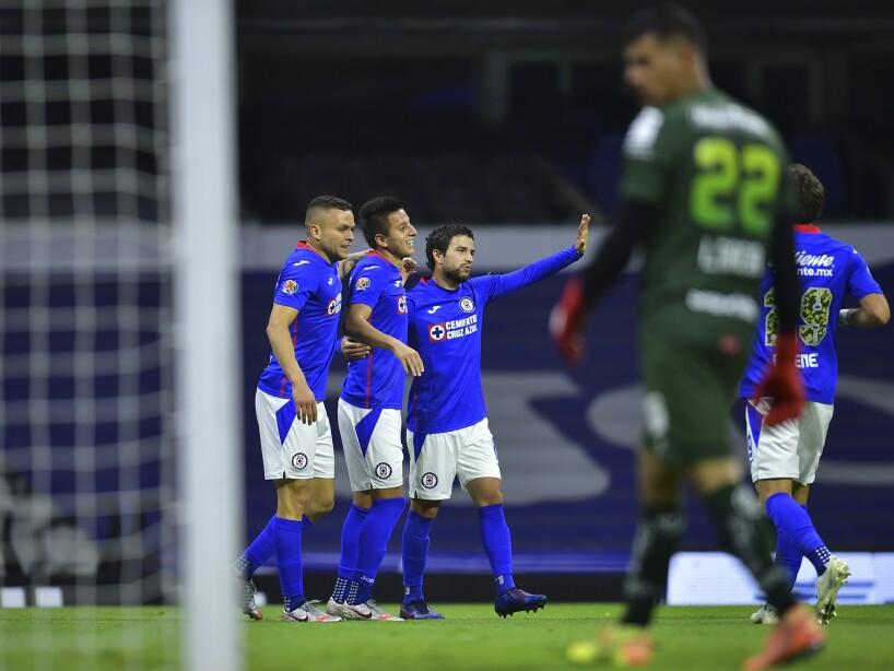 Liga BBVA MX Clausura GUARD1ANES 2021 Cruz Azul vs Toluca