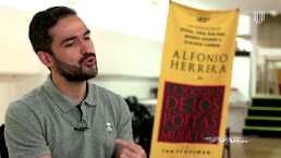 Alfonso Herrera participa en proyectos que dignifican a los mexicanos